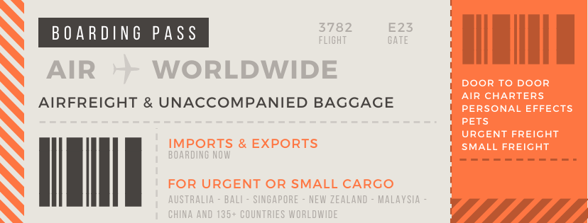 Airfreight From Australia