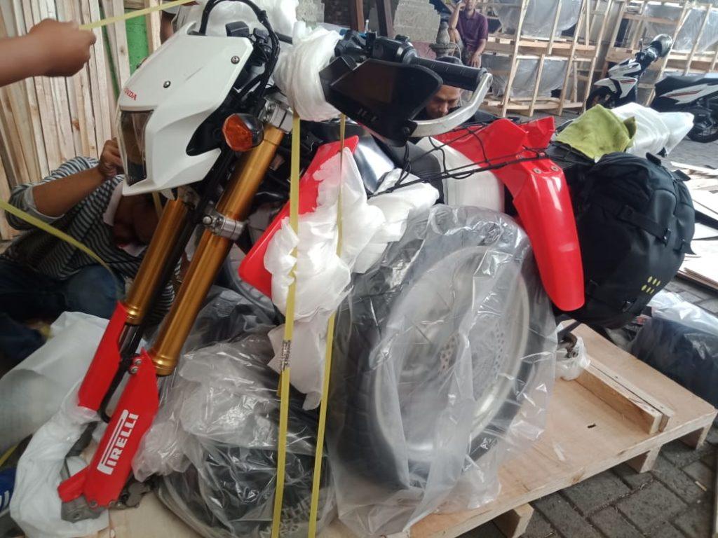 Bike Shipping from Bali