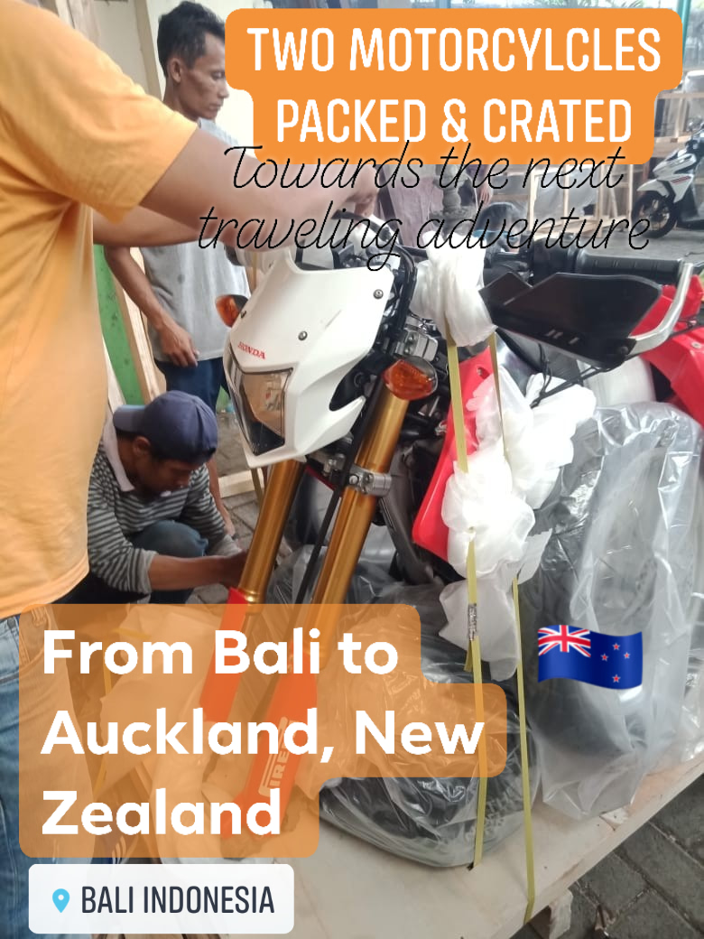 Bike shipping to Auckland