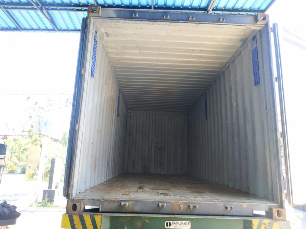 FCL Container Bali