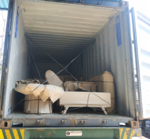 Bali Container to Melbourne