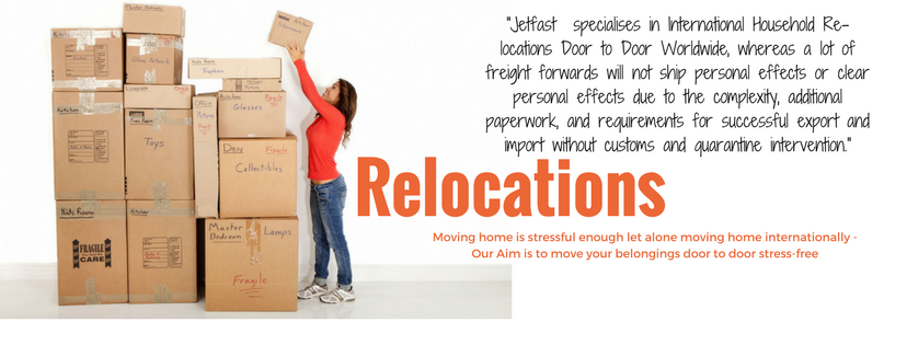 Household Relocations