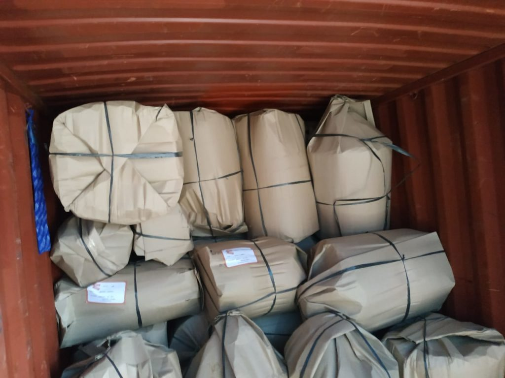 Bali Rattan Products packing