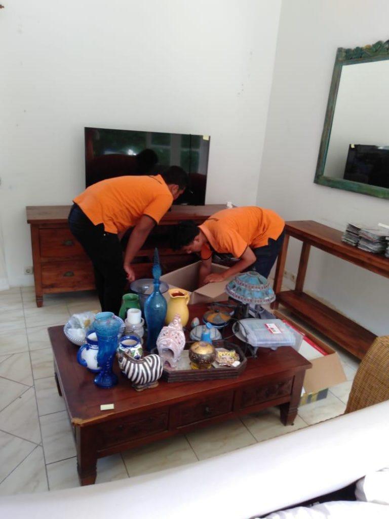 Bali removals